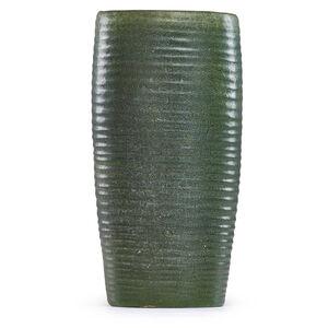 Early Ribbed Vase, Boston, MA