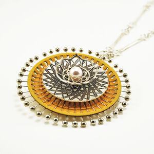"""Array"" Necklace"