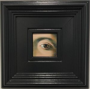 Eye XXIII (after Caravaggio, Lute Player)