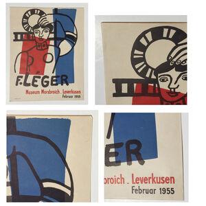 Exhibition Poster, Museum Morsbroich-Leverkusen
