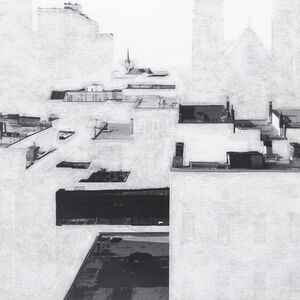 Untitled (rooftops #3)