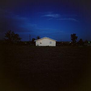 Yellow House. June 2014. Marfa, Texas