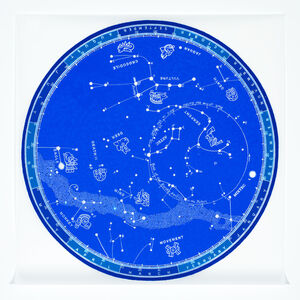 Renaming the Constellations, Blue