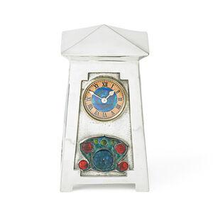 Liberty & Co., Fine Tudric Clock, England