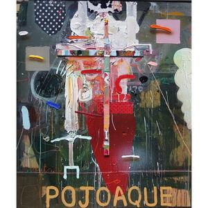 Outside Pojoaque