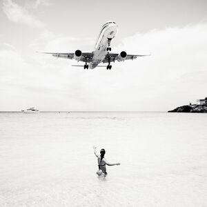 Jet Airliner #57, St. Martin