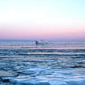Lake Huron, 3.4.2013, 6:31pm