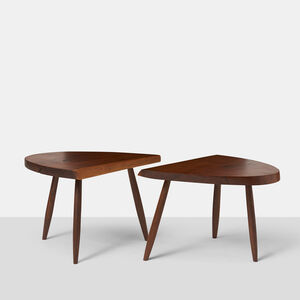 Pair of Phillip Lloyd Powell Coffee Tables