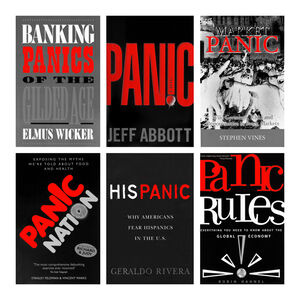 Fear, Panic, Terror