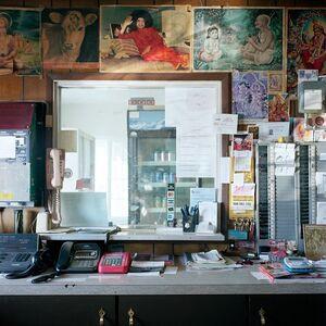 Stockton: Part of The Arch Motel Project by Chiraag Bhakta (*Pardon My Hindi)