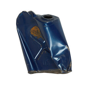 Blue Gas Can