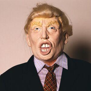Trump Mask, Mexico