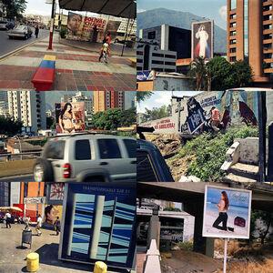 Siempre cinética y transformable, Caracas