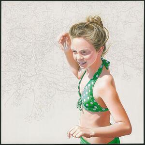The In-between (Polka Dot Bikini Girl)