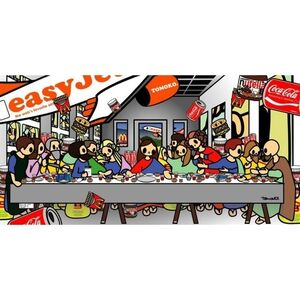 The Last Supper with MC