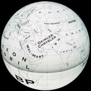 Worldprocessor: Company vs. Country