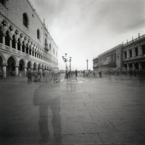 Venice with Ghost