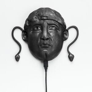 South Ivan Human Heads: Medusa Head (Black)