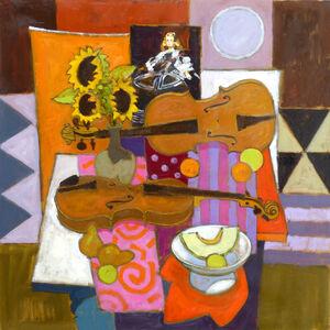 Violins and Velzquez