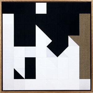 Chess Painting No. 6 (Duchamp vs. Schroeder, New York City, 1922)