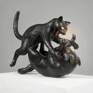 STUDIO JOB: PUSSY CATS