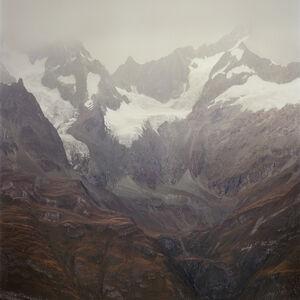 Fullmoon@Autumnal Alps