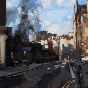 Candlemaker Row, Edinburgh