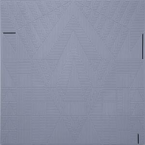 Gray Geometric Motif
