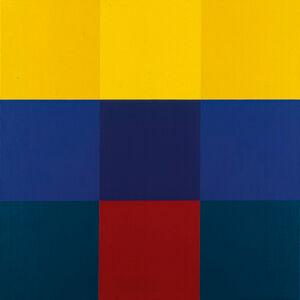 horizontale betonung durch gelb