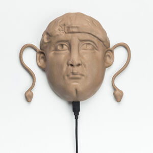 South Ivan Human Heads: Medusa Head