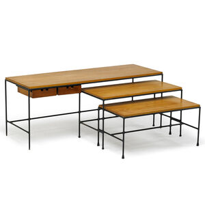 Three nesting tables