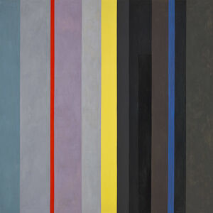 Dichotomic Organization: Stripes