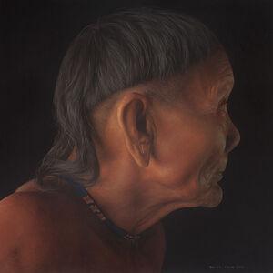 Portrait of Penan Man