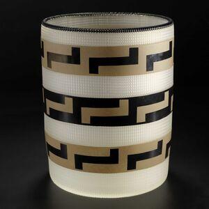 Tlingit Basket Clear / Black Lip