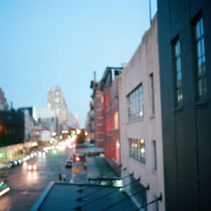 Manhattan Sestet #5