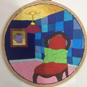 Peacock Tiles 2