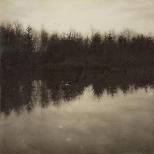 Portland, Columbia Slough Reflection, 100 Memories