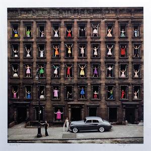 New York City (Models in Windows)