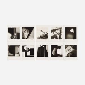 10 Photographs, 1923-1930 portfolio
