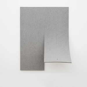 Work On Felt (Variation 4) Gray