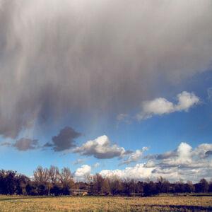 Fen Bridge - Cloud study
