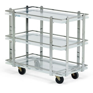 Tiered bar cart, New York