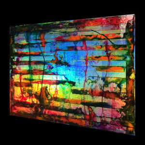 Untitled (Acid Flag I)