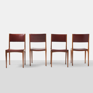 Dining Chairs by Carlo de Carli