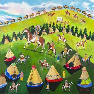Native American Buffalo Clan
