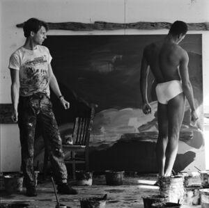 Rainer Fetting and Desmond