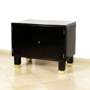 Small Sideboard with Marble Plate