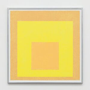 Study for Homage to the Square Equilibrant, 1962, After Josef Albers