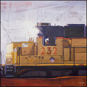 Trainyard No. 12