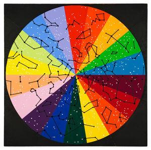 Rainbow Star Chart 1